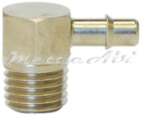 1//8 in Hose Reducer ID to 1//16 in.