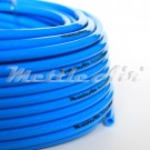 PU Tubing 6 mm OD 100 meters (328 ft) SOLID BLUE