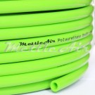 PU Tubing 6 mm OD 100 meters (328 ft) GREEN