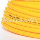 PU Tubing 6 mm OD 100 meters (328 ft) YELLOW